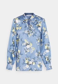 iBlues - FLORES - Bluse - azzurro intenso