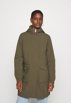Tommy Hilfiger - MISCHA - Parka - army green