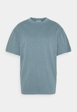 Weekday - GREAT - T-Shirt basic - blue