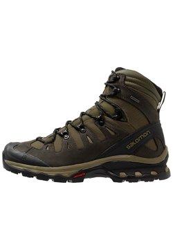 Salomon - QUEST 4D 3 GTX - Scarpa da hiking - grape leaf/peat/burnt olive