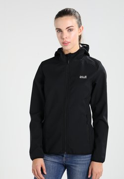 Jack Wolfskin - NORTHERN POINT - Softshelljacke - black