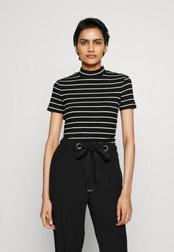 HUGO - DAROLINE - T-Shirt print - black