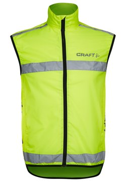 Craft - VISIBILITY VEST - Chaleco - yellow