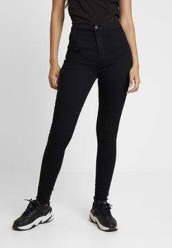Topshop - JONI - Jeans Skinny Fit - black