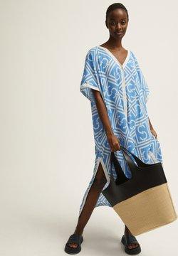 STOCKH LM Studio - Vapaa-ajan mekko - azur blue print