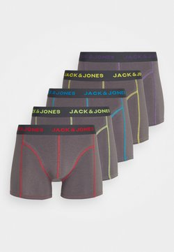 Jack & Jones - JACDIEGO TRUNKS 5 PACK - Shorty - castlerock