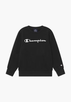 Champion - LEGACY AMERICAN CLASSICS CREWNECK  - Sweatshirt - black