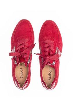 Gabor - Sneaker low - rot
