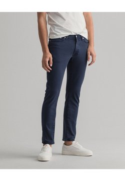 GANT - Slim fit jeans - marine
