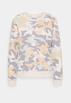 Columbia - LOGO™ PRINTED CREW - Sweatshirt - fawn
