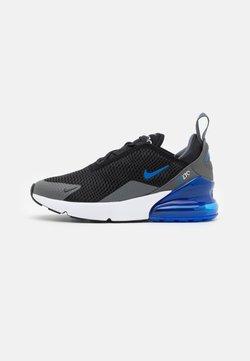 Nike Sportswear - AIR MAX 270  - Sneakers laag - black/game royal/iron grey/white