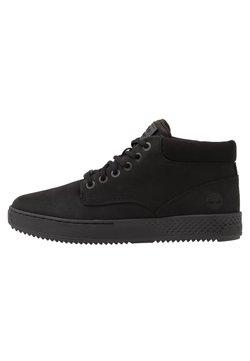 Timberland - CITYROAM CHUKKA - Sneaker high - blackout