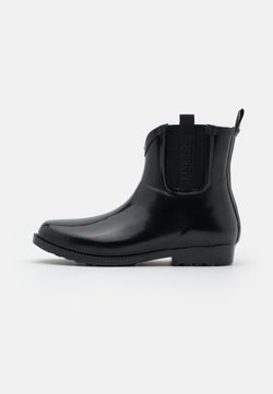 Esprit - GLAS GOW RIBBON - Gummistövlar - black