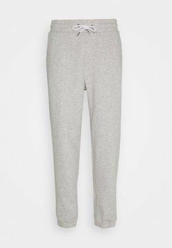 YOURTURN - LOOSE FIT JOGGERS UNISEX - Jogginghose - mottled light grey