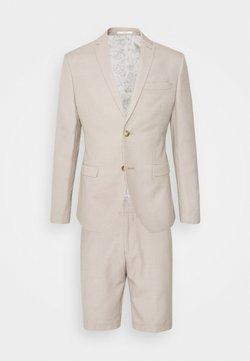 Isaac Dewhirst - THE FASHION SHORT SUIT STRUCTURE - Costume - beige