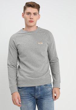 Nudie Jeans - SAMUEL - Sweatshirt - greymelange