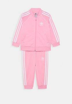 adidas Originals - TRACKSUIT SET - Trainingspak - pink/white