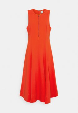 Paul Smith - WOMENS DRESS - Vestido largo - orange