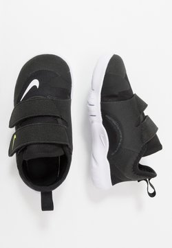 Nike Performance - FREE RN - Laufschuh Neutral - black/white/anthracite/volt