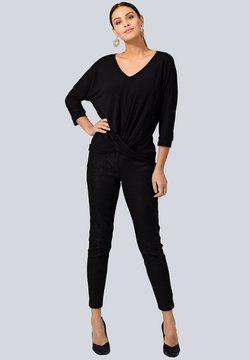 Alba Moda - Leggings - Hosen - braun,schwarz