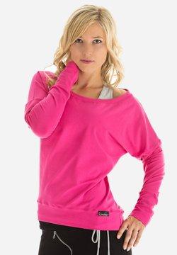 Winshape - LONGSLEEVE - Collegepaita - pink