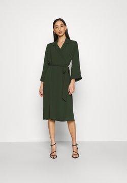 Monki - ANDIE DRESS - Korte jurk - dark green