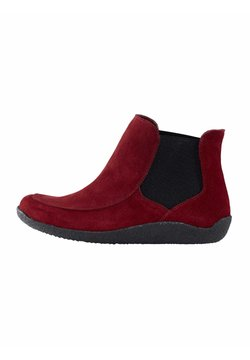 Naturläufer - Ankle Boot - rot