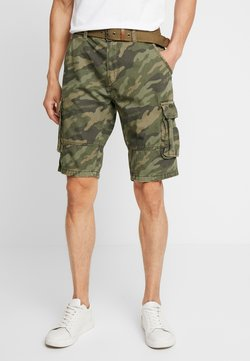 INDICODE JEANS - MONROE - Shorts - dired