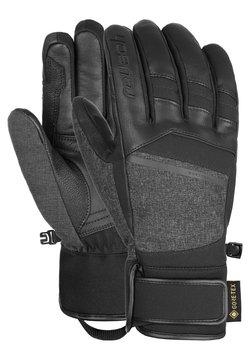 Reusch - Fingerhandschuh - black black melange