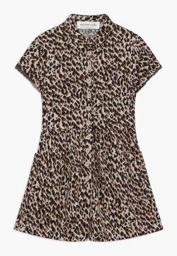 Rosemunde - DRESS - Blusenkleid - brown shadow
