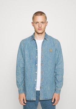 MOSCHINO - BLOUSE - Camisa - blue
