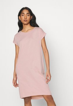 Vila - VIDREAMERSKNEE DRESS - Jersey dress - misty rose