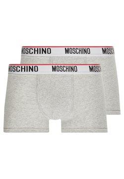 Moschino Underwear - 2 PACK - Shorty - grey