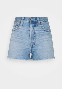 Levi's® - RIBCAGE  - Szorty jeansowe - bernal frost