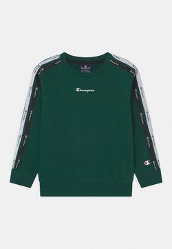 Champion - LEGACY AMERICAN CREWNECK UNISEX - Sweatshirt - dark green