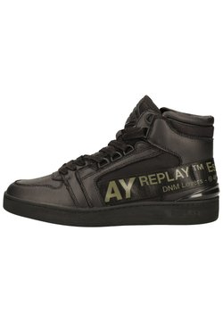 Replay - Sneaker high - black