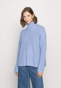 Monki - DOSA  - Strickpullover - blue