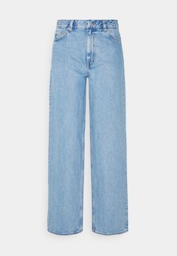 Weekday - RAIL  - Jeans baggy - pen blue