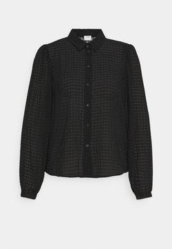 JDY - JDYDIANE PUFF SHIRT - Camicia - black