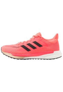 adidas Performance - SOLAR GLIDE 3 - Zapatillas de running neutras - signal pink/core black/silver metallic