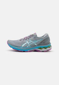 ASICS - GEL-KAYANO 27 - Chaussures de running stables - digital aqua/pure silver