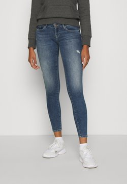 ONLY - ONLCORAL  - Jeans Skinny Fit - dark blue denim