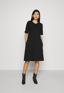 GANT - A LINE DRESS - Vestido ligero - black