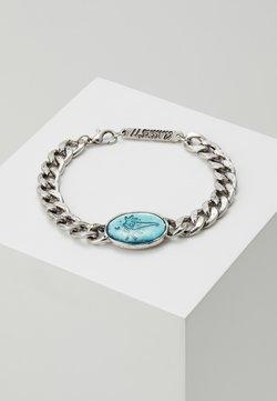 Classics77 - WASH OUT BRACELET - Armband - silver-coloured