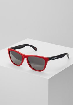 Oakley - FROGSKINS - Sonnenbrille - black/red