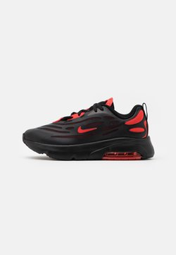 Nike Sportswear - AIR MAX EXOSENSE UNISEX - Sneakers laag - black/chile red