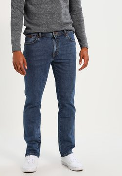 Wrangler - TEXAS STRETCH - Straight leg jeans - stonewash