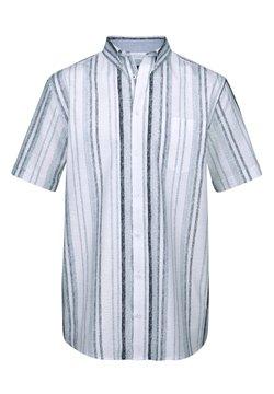 Babista - Hemd - weiß,grau