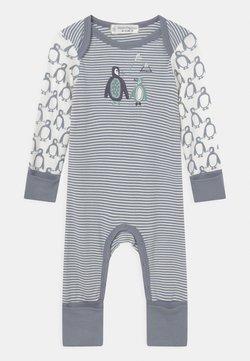 Sense Organics - WAYAN BABY ROMPER - Pyjama - stone blue