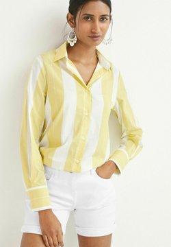 Next - Hemdbluse - yellow